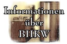 Hier gelangen Sie zu den Seiten des BHKW-Infozentrums