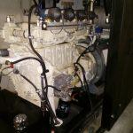 Innenansicht Motor