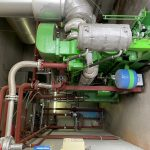 gebrauchte bhkw 2 2021 Jenbacher-500kW